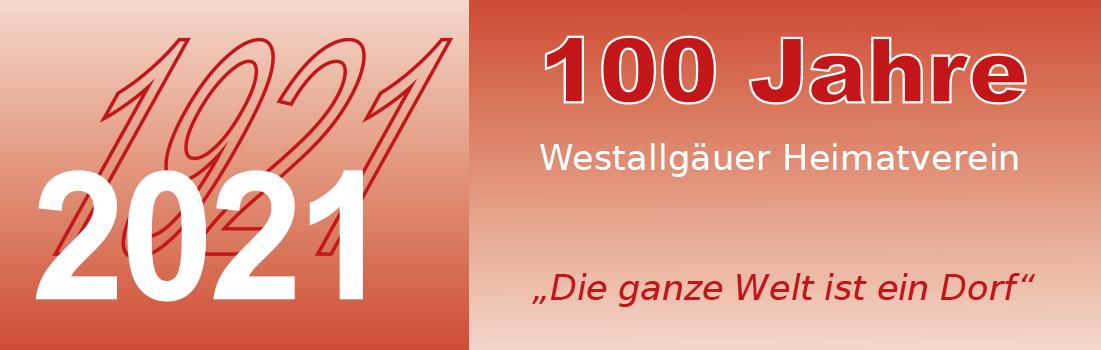 banner 100 jahre